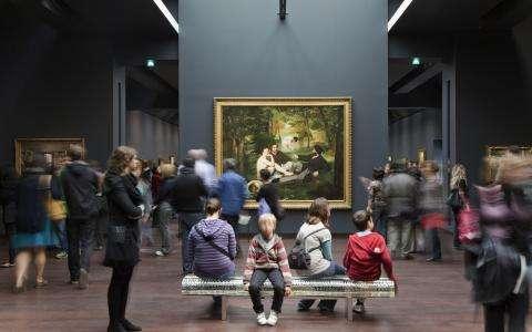 Réouverture des musées parisiens