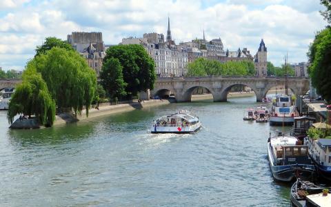 Découvrez l'Ile de la Cité, la magnifique