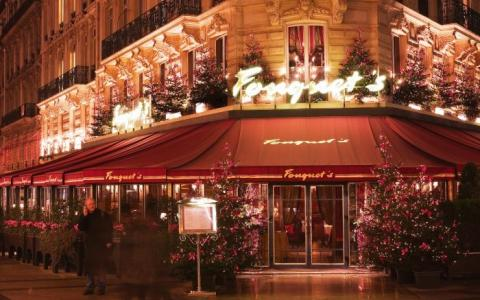 Gourmet Dinner in Paris , a world capital of Gastronomy