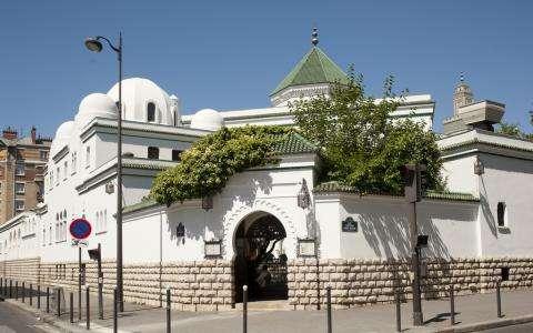 A la découverte de la Grande Mosquée de Paris