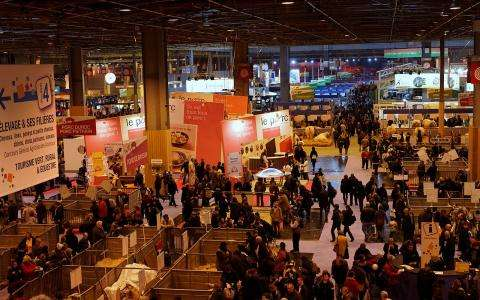 Trade shows in Paris; see what's on the agenda
