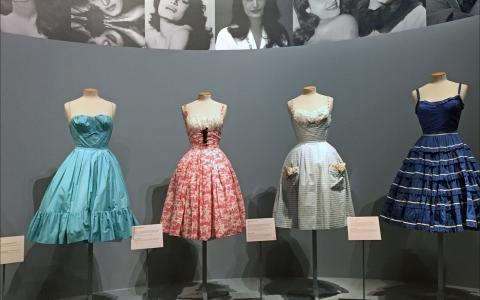 Discover the wardrobe of Dalida and the Tour Saint-Jacques in Paris