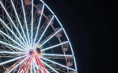 The Throne Fair; the Queen of Fairgrounds