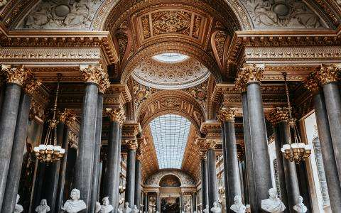 A golden opportunity to visit the Palace of Versailles