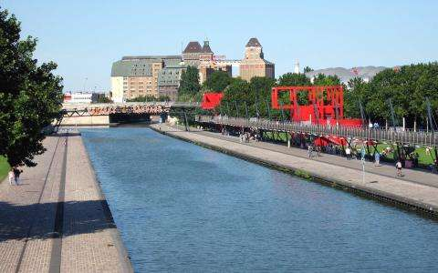 La Villette outdoor cinema; a heads-up for film buffs !