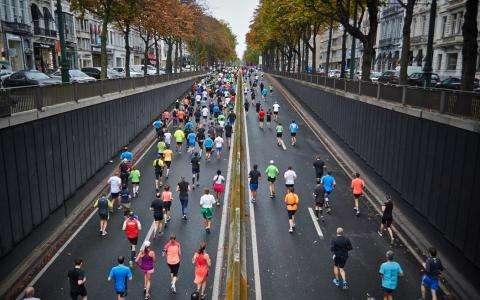 Printemps sportif: Marathon de Paris et Jardin des Tuileries